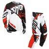 Shot Race Gear – Contact Raceway Red Jersey/Pant Combo – Size X-LARGE/36W