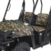 Classic Accessories 18-142-016003-00 Next Vista G1 Camo QuadGear UTV Bench Seat Cover